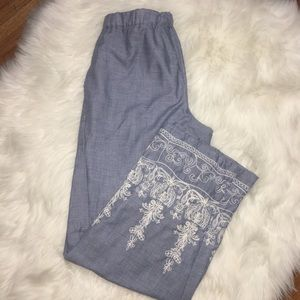 Anthropologie style pants